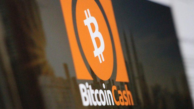 Bitcoin Cash. © Jakob Steinschaden