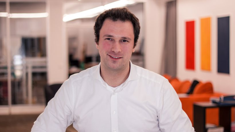 Anyline-Chef Lukas Kinigadner. © Anyline