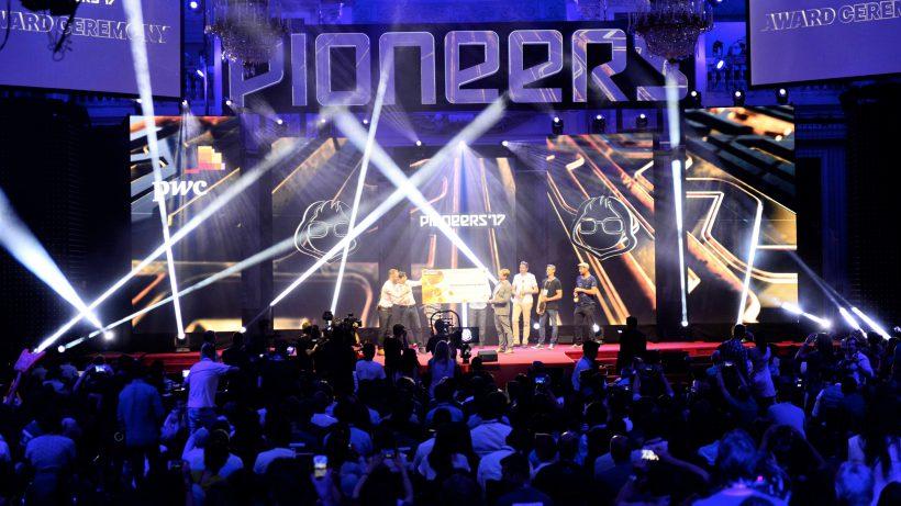 Pioneers Festival in der Wiener Hofburg. © Pioneers