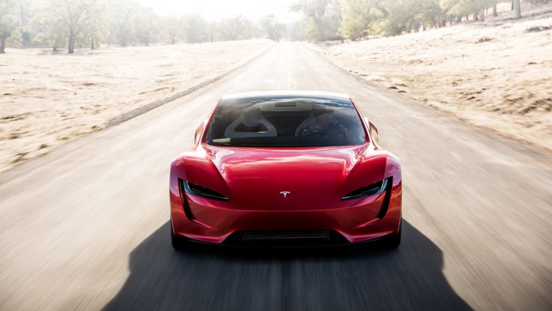 Tesla Roadster 2. © Tesla Motors