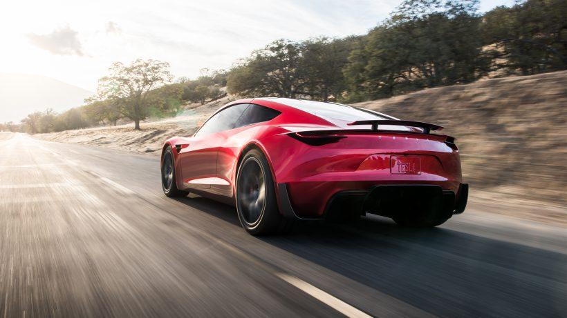 Tesla Roadster 2. © Tesla Motors