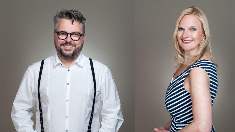Jürgen Leger und Anita Körbler sind die beiden neuen Geschäftsführer von Zoomsquare. © Zoomsquare