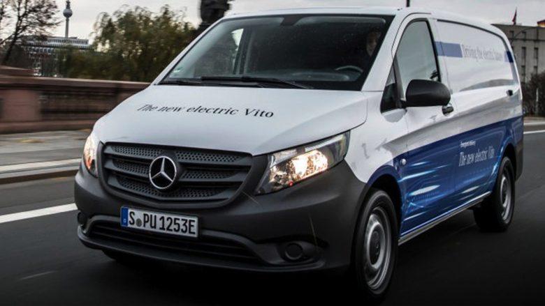 Mercedes-Benz eVito. © Daimler AG