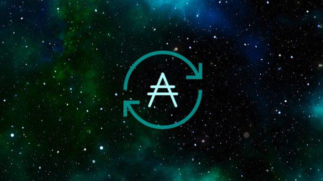 Logo der Kryptowährung Ada von Cardano. © Cardano