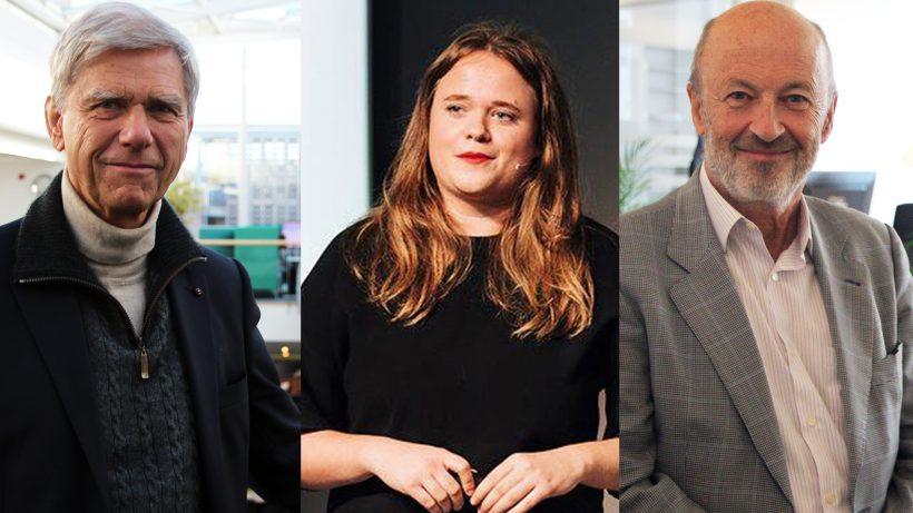 Hermann Hauser, Lisa Fassl, Hansi Hansmann. © J. Steinschaden, Marcella Ruiz Cruz, J.Steinschaden / Montage Trending Topics