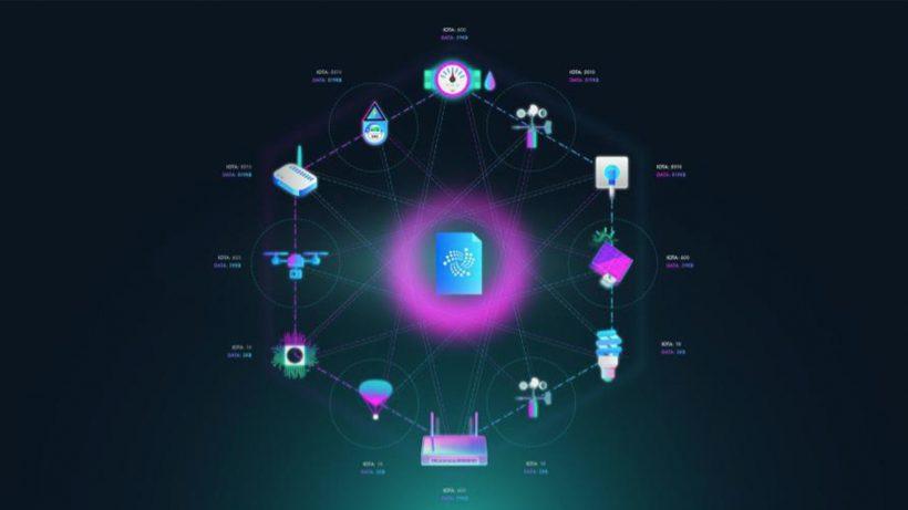 IOTA will IoT-Geräte vernetzen. © IOTA