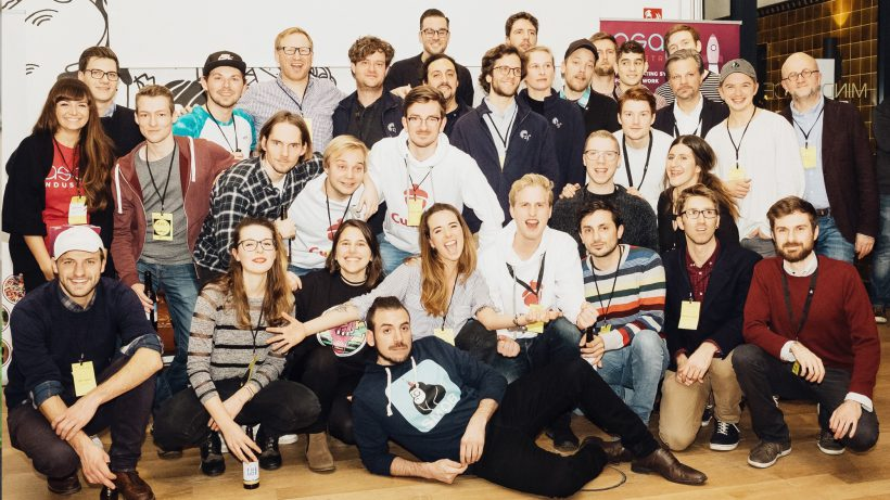 Batch Nr. 5 des Next Media Accelerators. © NMA
