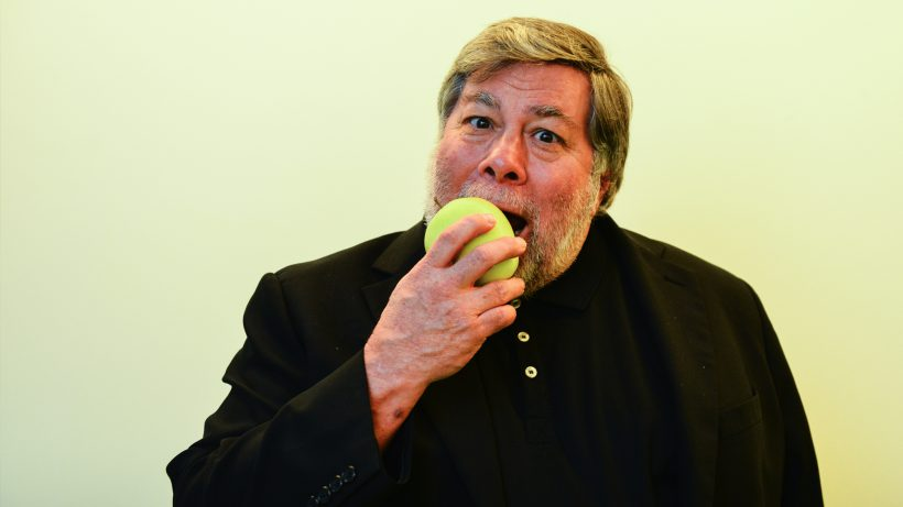 Steve Wozniak. © WeAreDevelopers