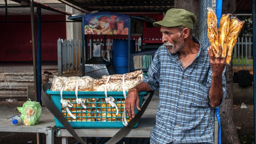 Straßenhändler in Venezuela. © Pixabay