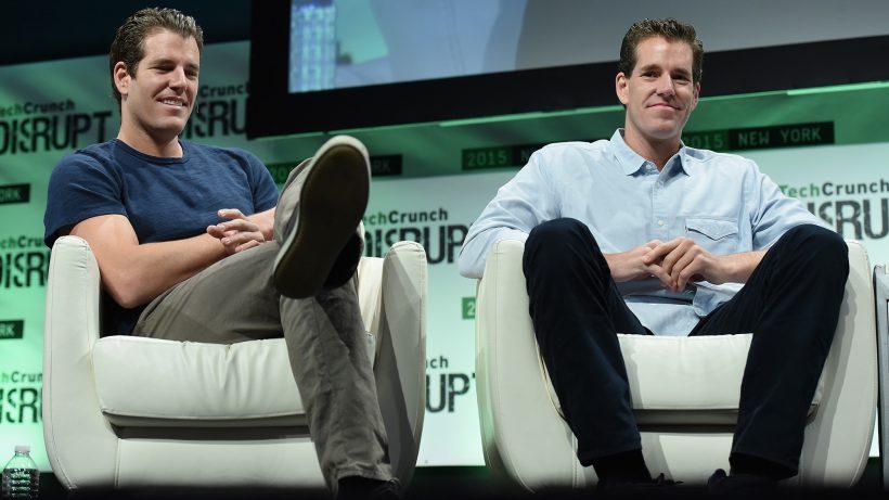 Die Zwillinge Tyler und Cameron Winklevoss. © Techcrunch