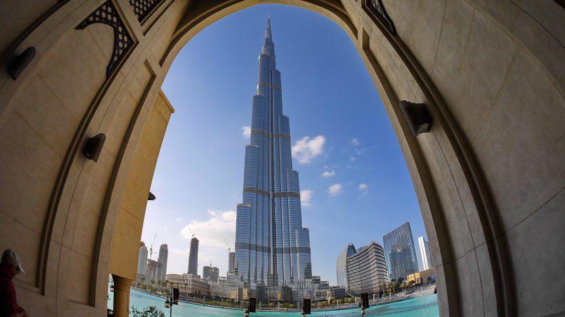 Burj Khalifa in Dubai. © Pixabay