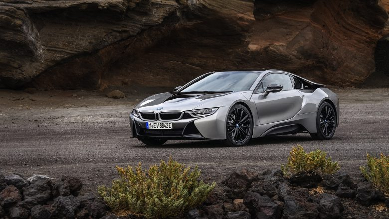 BMW i8 Roadster. © BMW Group