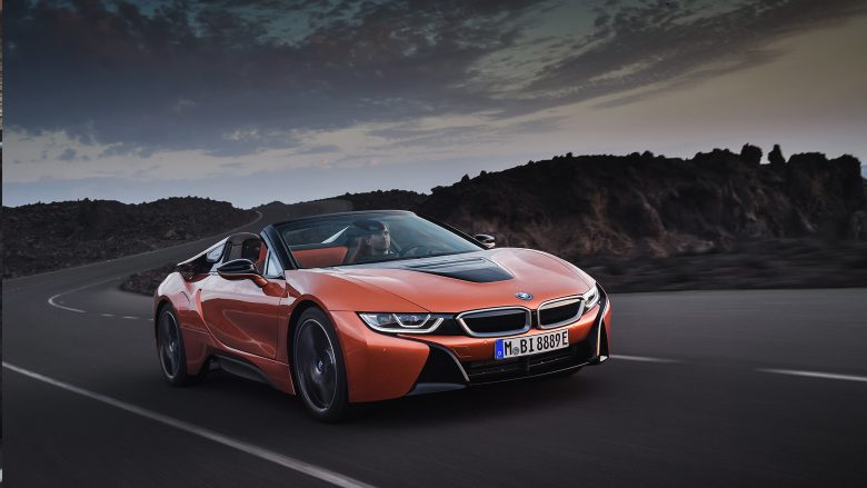BMW i8 Coupé. © BMW Group