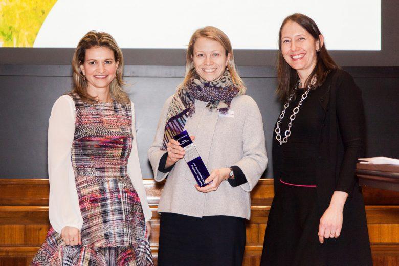 Isabella Hermann-Schön, Managing Partner von Round2 Capital. © Investorinnen.com