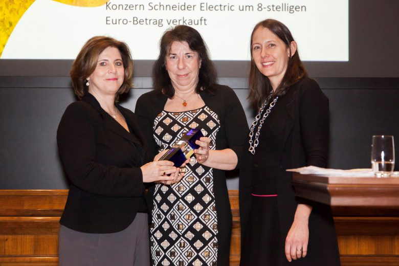 Doris Agneter, Fund Managerin bei tecnet. © Investorinnen.com
