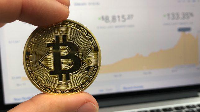 Bitcoin. © Pexels