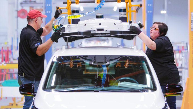 Die GM-Tochter Cruise Automation rüstet Autos mit Sensortechnologien aus. © Cruise Automation