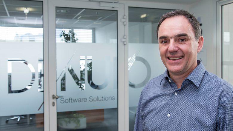 Reinhard Blaukovitsch, Gründer und Geschäftsführer von Denuvo. © Denuvo