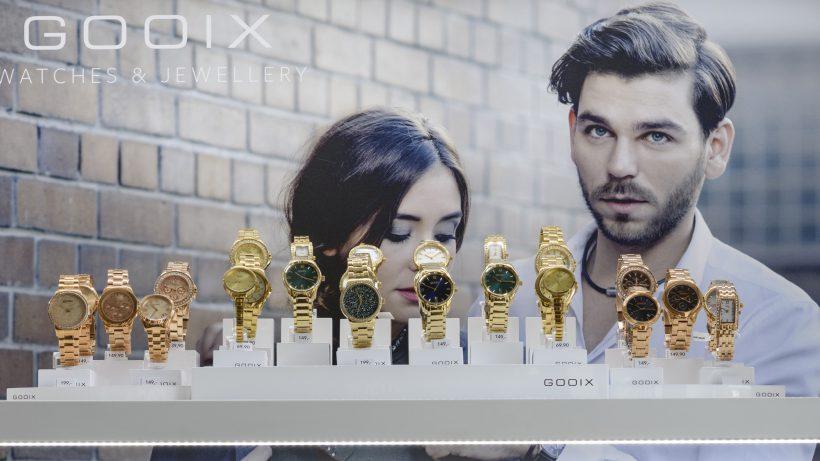 Gooix ist ein oberösterreichisches Schmuck- und Uhren-Startup © Gooix