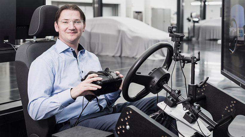 Johann Jungwirth, CDO Volkswagen AG. © Volkswagen AG