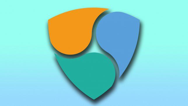 Logo der New Economy Movement, kurz NEM. © NEM.io, Montage Trending Topics