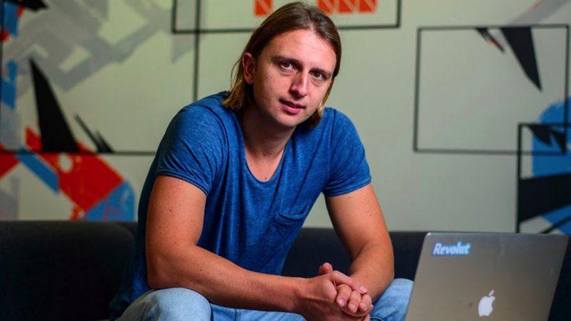 Nikolay Storonsky, cofounder of Revolut. © Revolut