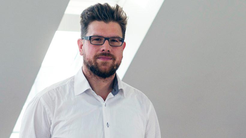 Stefan Kreppel, Startup-Beauftragter der FFG. © David Payr