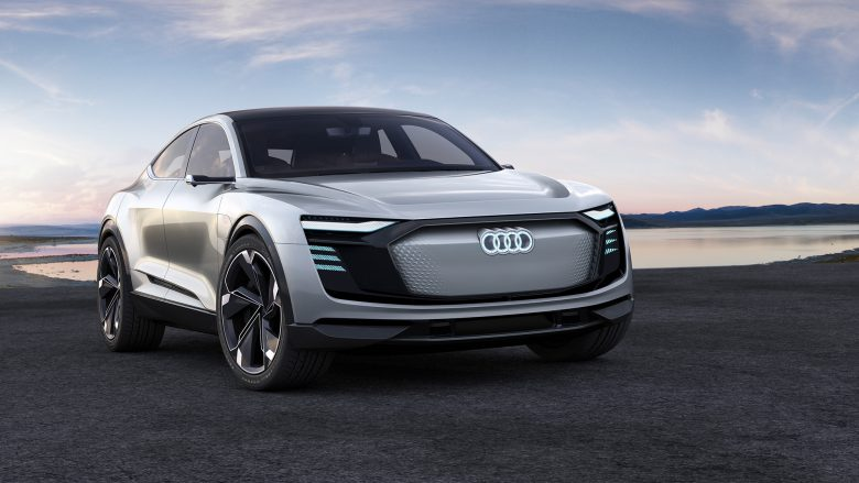 Audi e-tron Sportback concept. © Audi AG