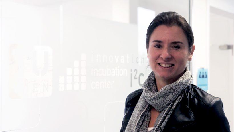 Birgit Hofreiter, Direktorin des Innovation Incubation Center der TU Wien. © Jakob Steinschaden