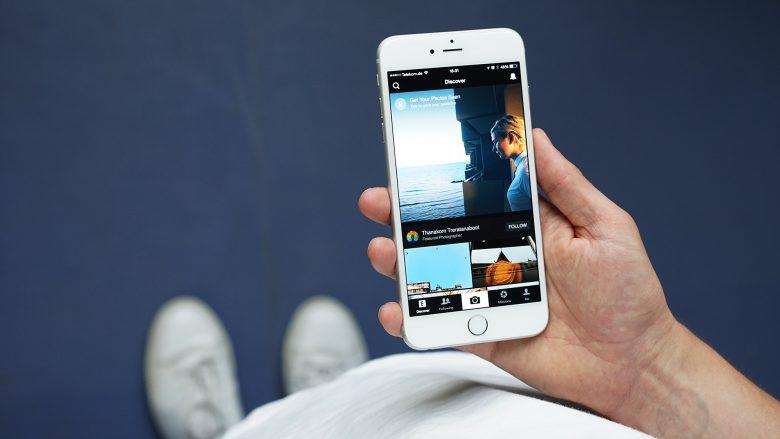 EyeEm-App. © EyeEm Mobile GmbH