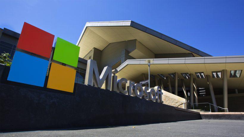 Das Microsoft-HQ in Redmond bei Seattle. © Microsoft