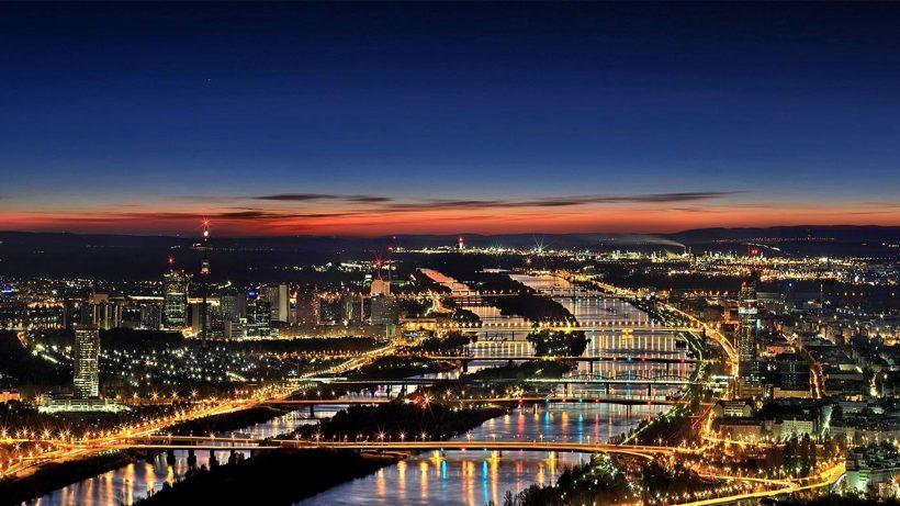 Wien bei Nacht. © Pixabay