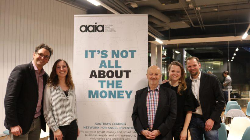 AAIA und Next-Incubator kooperieren in Graz. © aaia