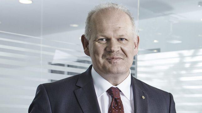 Dr. Klaus Niedl von Novomatic. © Novomatic