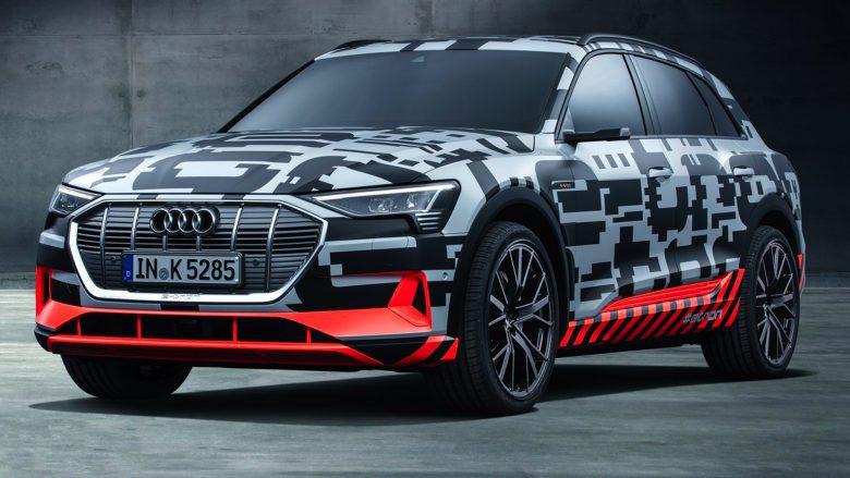 Audi e-tron Prototyp. © Audi AG