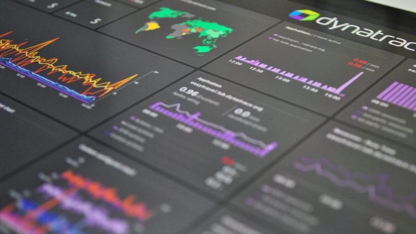 Die Software von Dynatrace. © Dynatrace