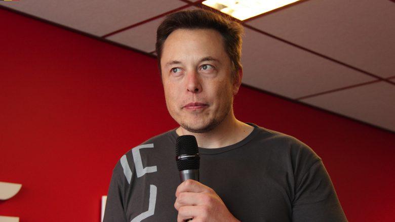 Elon Musk. © Tesla Owners Club Belgium (Flickr, CC BY 2.0)