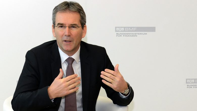 Finanzminister Hartwig Löger. © BMF