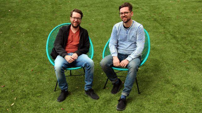 Christoph Muck und Florian Richling von ForTunes. © Jakob Steinschaden