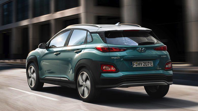 Hyundai Kona Electric. © Hyundai Motors