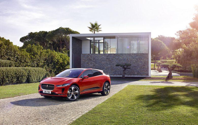 Der vollelektrische Jaguar I-PACE. © Jaguar Land Rover