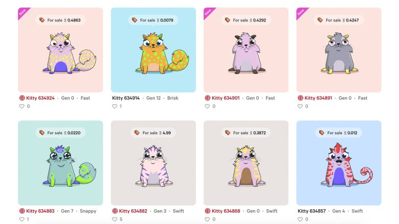@ CryptoKitties.co