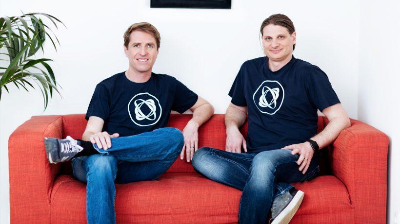 Die MeisterLabs-Gründer Michael Hollauf and Till Vollmer. © MeisterLabs