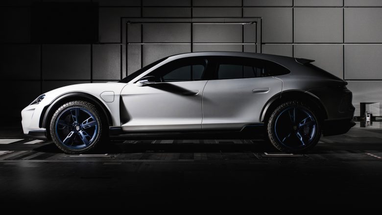 Mission E Cross Turismo. © Porsche