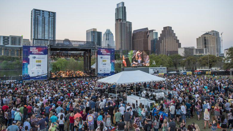 Das SXSW-Festival in Austin, Texas. © Merrick Ales