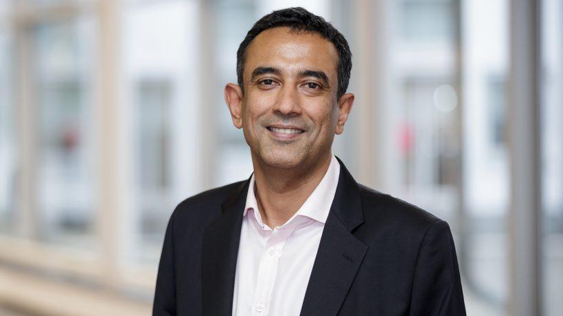 Srini Gopalan Vorstandsmitglied der Deutschen Telekom AG für das Segment Europa. © Deutsche Telekom AG