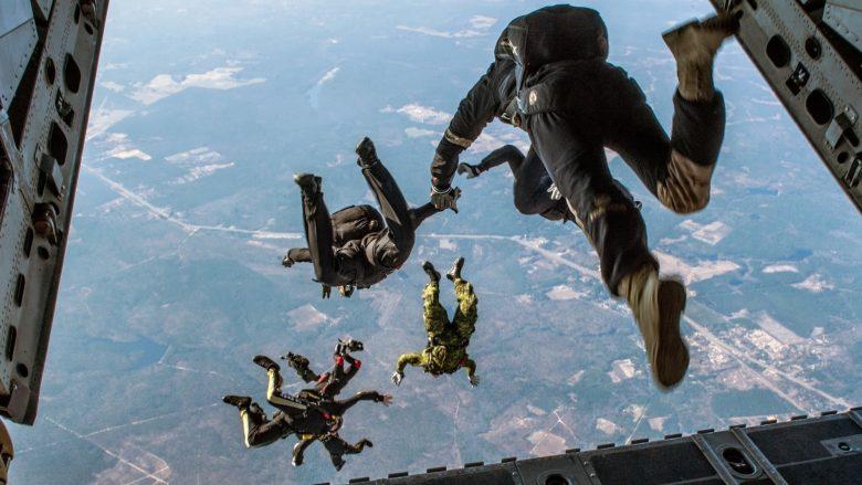 Fallschirmsprung ©Pixabay