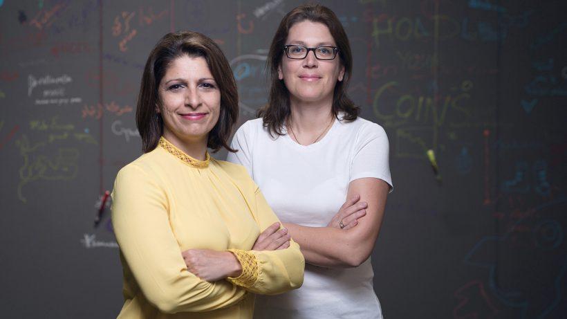 Gabrielle Costigan und Claudia Witzemann übernehmen Geschäftsführung von weXelerate. © Daniel Shaked
