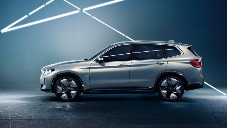 Konzeptauto BMW iX3. © BMW