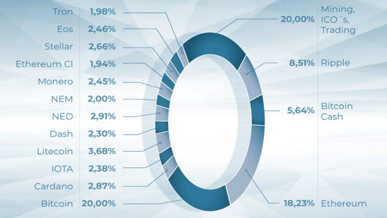 Die Diversifikationsstrategie von Fenja Funds. © Fenja Funds